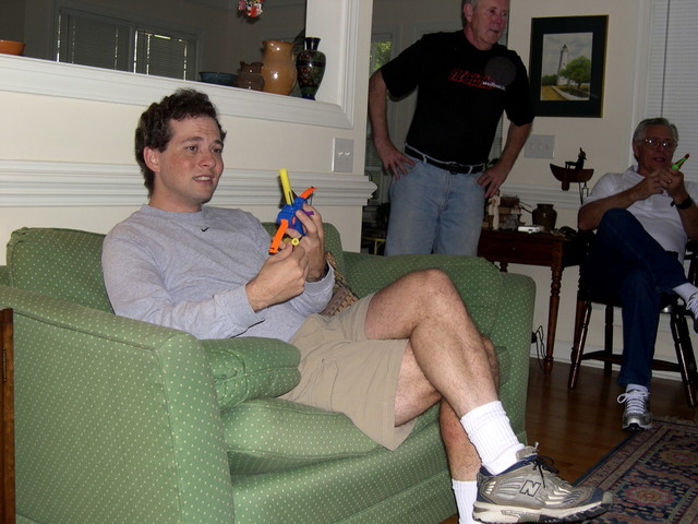 Jon's nerf crossbow