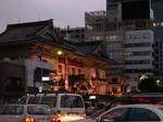 Kabuki Theater in Ginza