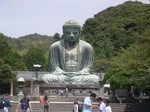 Amita-Buddha, Daibutsu (2nd largest Buddha in Japan)