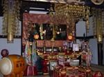 Inside Renkeiji Temple