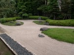 Rock Garden of Honmaru Goten of Kawagoe Castle