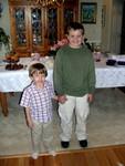 Cameron and Scott