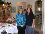 Cynthia and her mom, Nita