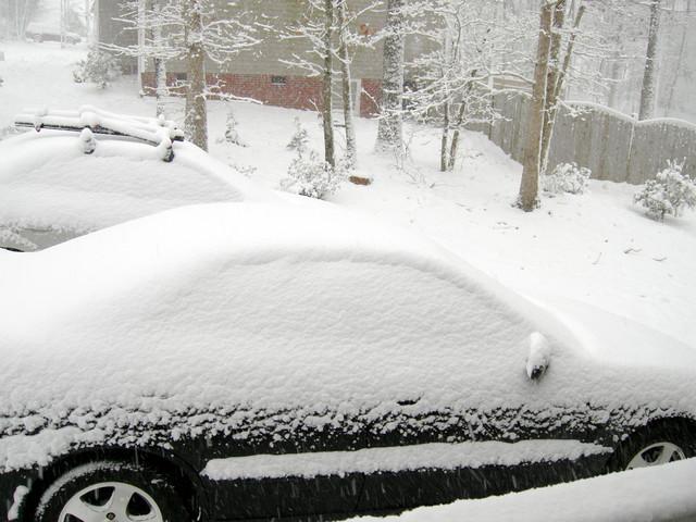 Cars (morning 20090120)